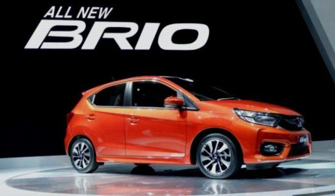 All New Honda Brio RS MT