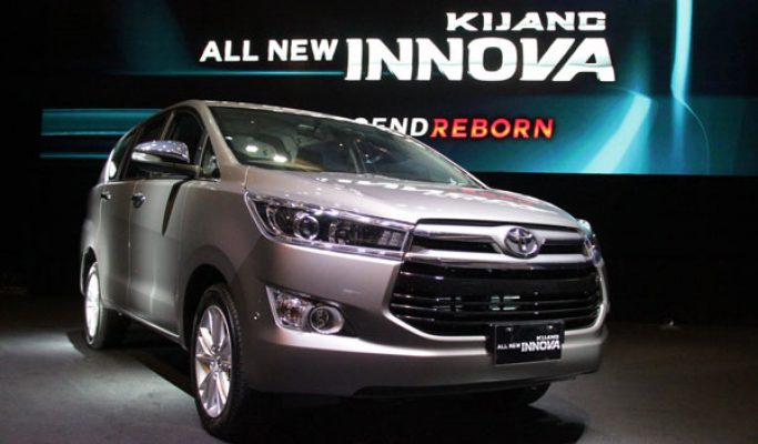 All New Kijang Innova 2.0 G M/T
