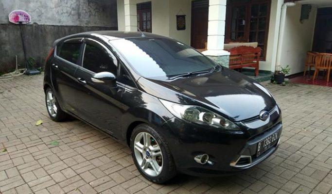 Mobil Bekas Ford Fiesta 1.6 S AT 2012 Jak-Sel
