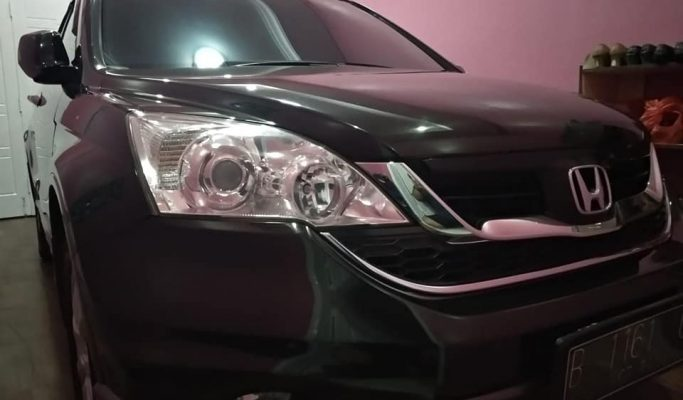 Mobil Bekas Honda CRV 2012