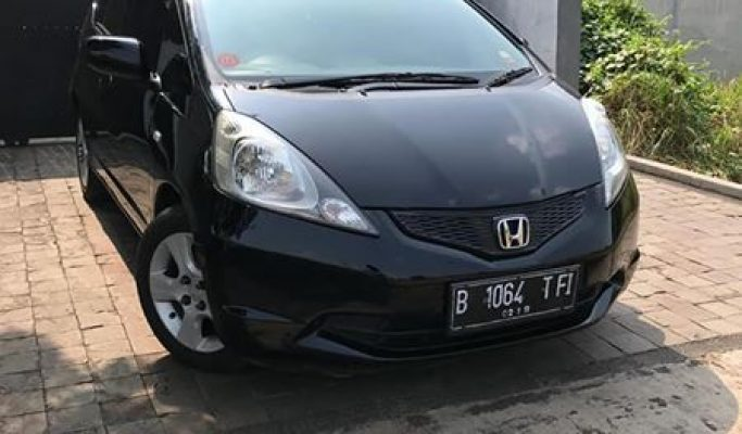 Mobil Bekas Honda Jazz S A/T 2008 NEW MODEL Jak-Bar