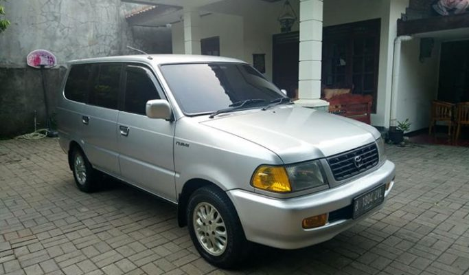 Mobil Bekas Toyota Kijang Lsx Diesel 2001
