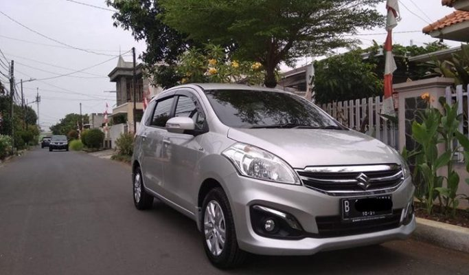 Mobil Bekas Suzuki Ertiga GX 2016  Jak-Tim