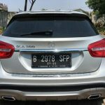 Mobil Bekas Mercedes-Benz GLA200 GLA-200 AMG A/T,Panoramic Sun-Roof.