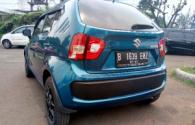 Mobil Bekas Suzuki IGNIS M/T 2017 Biru Metalik