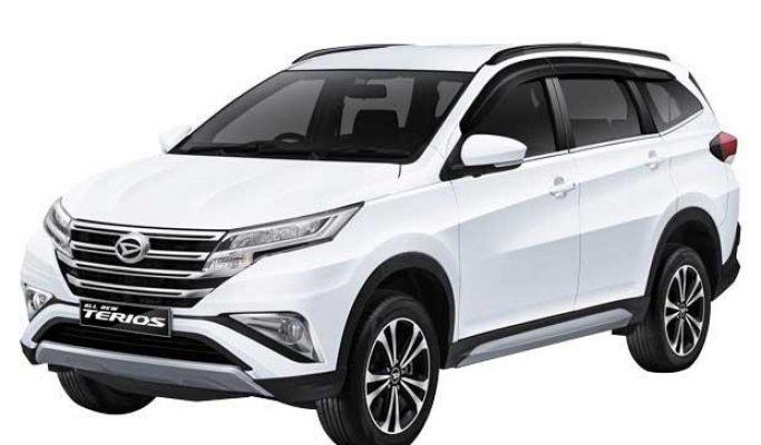 All New Daihatsu Terios 1.5 X M/T