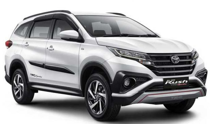 All New Toyota Rush G A/T