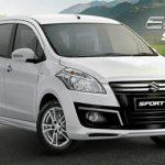 New Suzuki Ertiga Sporty A/T