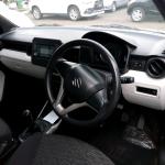 Mobil Bekas suzuki IGNIS M/T 2017 Putih Metalik